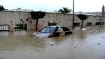 أمطار الخير تغرق مدينة طنجة… !!