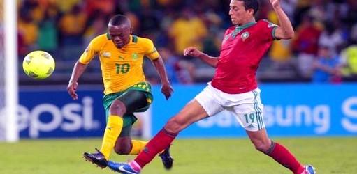 منتخب المغرب يفرط في تقدمه مرتين أمام جنوب أفريقيا ويصر على الخروج مبكرا من كأس الأمم
