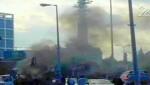 انفجار سيارة في تل أبيب وإصابة ثلاتة أشخاص في حالة خطيرة !