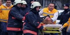 قتيلان في تفجير استهدف السفارة الأمريكية في أنقرة