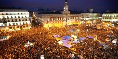مظاهرات الاحتجاج تعم إسبانيا للتنديد بالتقشف والفساد وتفشي البطالة