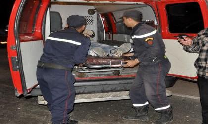 انتحار مسنة سويسرية باكادير تبلغ من العمر 70 عاما