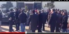 وزراء يحضرون وقفة تضامنية أمام المحكمة العسكرية مع أسر ضحايا أحداث 'اكديم ايزيك' + فيديو