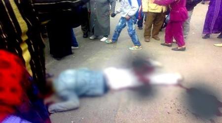 جريمة قتل بشعة والمتهم مهاجر بالديار الاسبانية بثر ساقي ضحيته بساطور