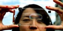 """شركة """"Polytron Technologie"""" التايوانية تكشف عن أول هاتف ذكي شفاف"""