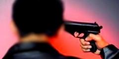 شرطي يطلق النار على نفسه بإستعمال مسدسه بسطات