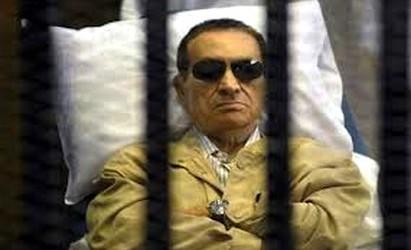 إعادة محاكمة مبارك تنطلق في أبريل القادم