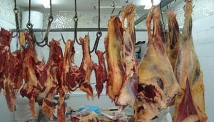 خطير : تواجد لحوم غير صحية بمدينة الدار البيضاء !
