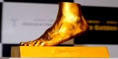 قدم ميسي من الذهب الخالص مقابل 5 ملايين دولار