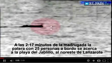 استدعاء سفير إسبانيا في الرباط لاستفساره حول الفيديو الذي يظهر سفينة اسبانية تغرق قاربا يحمل مهاجرين