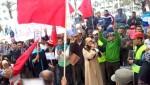 ساكنة حي الديزة بمرتيل تنتفض مجددا ضد سياسة الإقصاء !