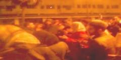 إعتصام ليلي لطلبة جامعة عبد المالك السعدي بخصوص قضية النقل الحضري !