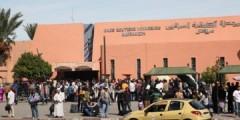 مراكش: صراع بين بائعان للتذاكر حول مسافر يتحول إلى مواجهة مسلحة بالسيوف