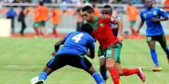 المنتخب المغرب يتلقى هزيمة قاسية من تنزانيا !