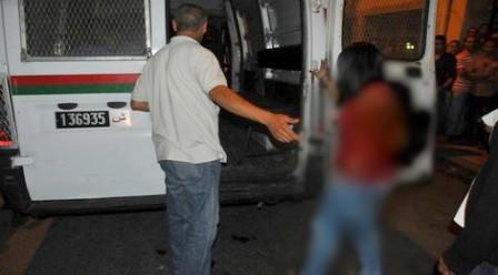 اعتقال فتاة ضمن عصابة تستهدف سيارات النساء بالدار البيضاء