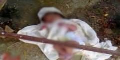 مراكش : اعتقال أم قطعت رضيعها إلى أشلاء ورمت به في مجاري الصرف الصحي