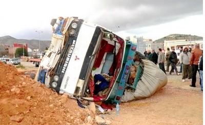 حوالي 15 جريح في حادثة سير بإقليم الصويرة