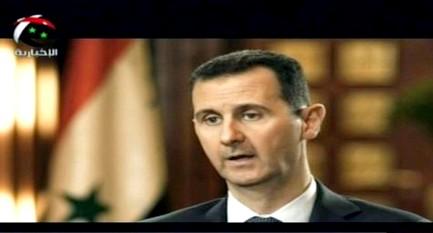 بشار الأسد : أنتصر وإلا ستنهار سوريا !