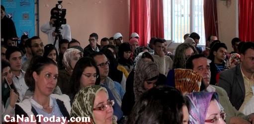 أمسية رائعة بمناسبة الدورة الجامعية السادسة بالمدرسة العليا للأساتذة بمرتيل