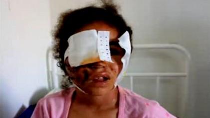 مستشفى الإدريسي يطرد أحد الحراس الذي كان وراء تصوير فيديو الطفلة وئام