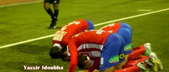 صور مباراة القمة : المغرب التطواني والوداد البيضاوي