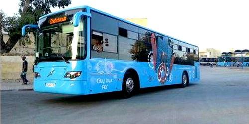 """فاتح يوليوز..موعد انطلاق الحافلات الجديدة بتطوان والتي تعود لشركة """"سيتي بيس"""""""