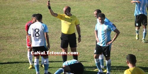 تقرير حصري مصور من المباراة الفاصلة بين إي فسي تطوان وأجاكس طنجة