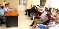 نادي المغرب التطواني يؤكد على ضرورة الإهتمام بالفئات الصغرى والبحث عن الألقاب في المواسم المقبلة.