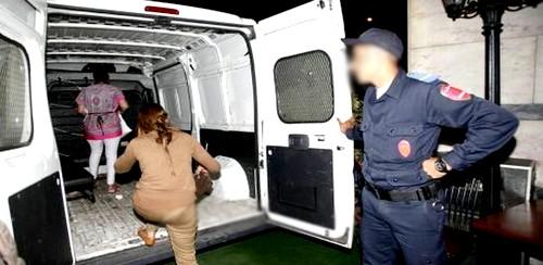 """أمن القنيطرة يلاحق """"حبيبة"""" المتورطة في تهجير الفتيات إلى الخليج لممارسة الدعارة"""