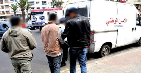 اعتقال 6 أشخاص حاولوا التأثير على امتحانات وحجز جهاز متطور يستعمل في الغش+ فيديو