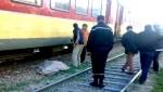 عجلات القطار بأصيلة تودي بحياة مواطن جزائري