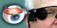 العين الإلكترونية فرصة جديدة للمصابين بالعمى !!