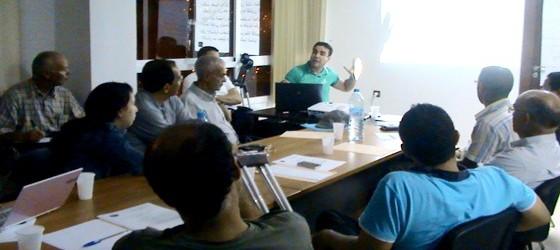 فرع المنظمة المغربية لحقوق الإنسان بتطوان ينظم ورشات تكوينية