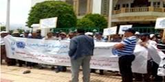 مجازو أمانديس يتهيأون لوقفة بوزارة الداخلية