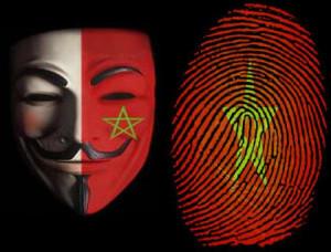 هاكرز مغاربة يهاجمون مواقع حكومية مصرية ويسيطرون على موقع وزارة الداخلية