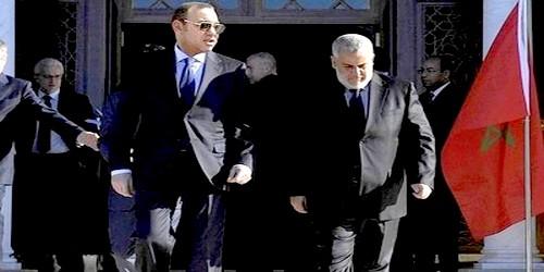 الملك محمد السادس يقبل استقالات وزراء حزب الاستقلال