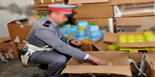 حجز مواد غذائية غير صالحة للاستهلاك بجهة طنجة تطوان في رمضان