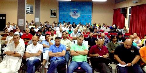 سفيان خيرات من مرتيل حزب العدالة والتنمية يقوم بحملة إنتخابية كل يوم
