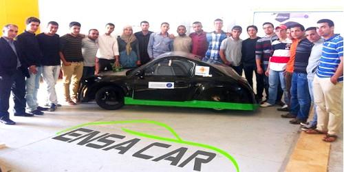 طلبة مغاربة يعرضون بالرباط سيارات إيكولوجية ذات استهلاك ضعيف للطاقة