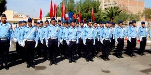 مباريات لتوظيف 2016 حارس أمن و 248 مفتش شرطة و 62 ضابط شرطة و 50 ضابط أمن و 37 عميد شرطة