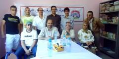 المؤتمر التأسيسي للجمعية المغربية لحقوق الطفل بدار الشباب محمد داود بتطوان