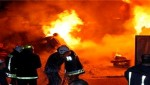 مصرع سيدة وإصابة طفلة في حريق اندلع بمنزل بالقصر الكبير