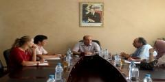 انخراط الجماعة الحضرية في دراسة حول الأخطار الطبيعية لمدينة تطوان