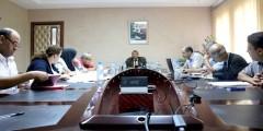 ترشيد الميزانية الجماعية لسنة 2014 بقاعة الجماعة الحضرية بتطوان