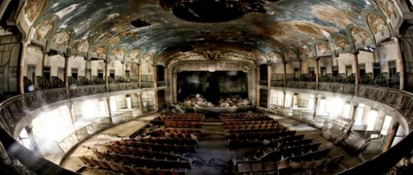 مسرح سيرفانتيس بطنجة يخلد مئويته الأولى تحت الإهمال والنسيان