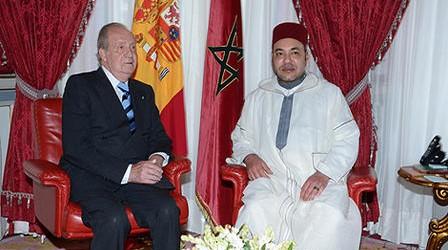خوان كارلوس يشكر الملك محمد السادس على إطلاق سراح سجنائه