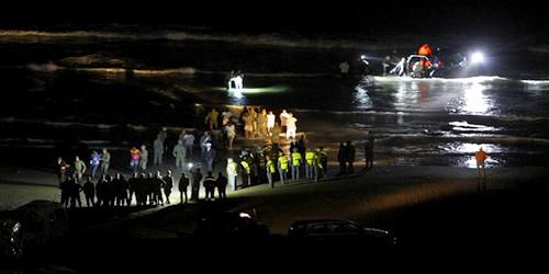 اعتراض 18 قاربا يحمل 126 مهاجر غير شرعي بشمال المغرب