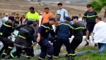 مصرع 16 عنصرا من الحرس الملكي في حادث سير كانوا متجهين إلى تطوان