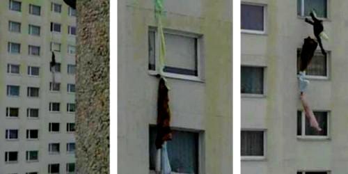 شاب يرمي خطيبته التطوانية من الطابق الثامن ببروكسيل