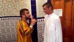 """إسباني من جزر الكناريا يشهر إسلامه بمسجد """"الرّاشْترُونْ"""" بمليلية المحتلة"""
